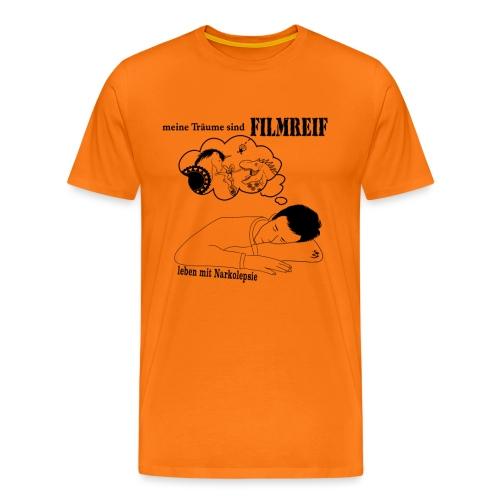 Narkolepsie Filmreif - Männer Premium T-Shirt
