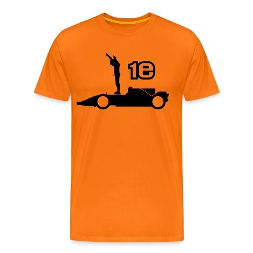 Winnaar 1e - Mannen Premium T-shirt