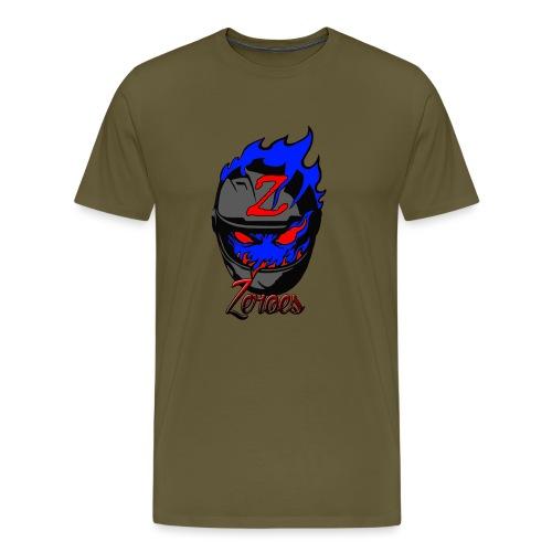 Zlogo - Maglietta Premium da uomo