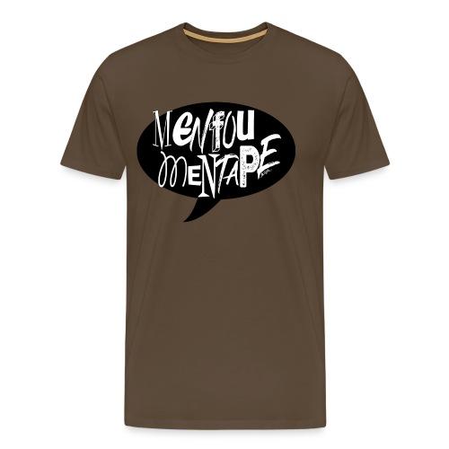 La bulle MENFOUMENTAPE by Alice Kara - T-shirt Premium Homme