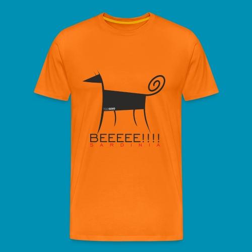 Beeeee - Maglietta Premium da uomo