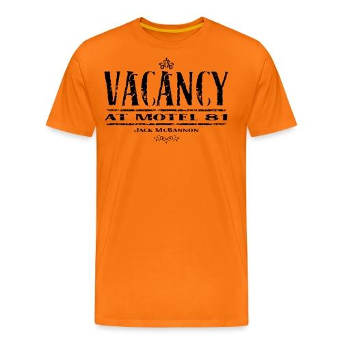 Vacancy At Motel 81 Part II - Männer Premium T-Shirt