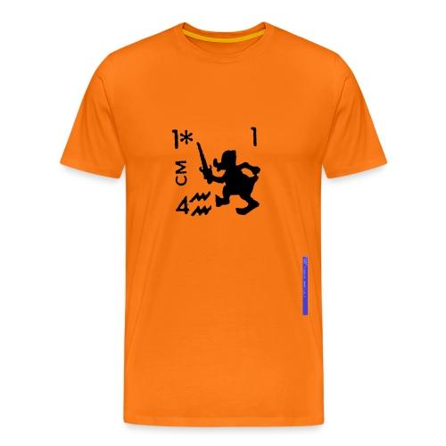 shirt-logo - Men's Premium T-Shirt