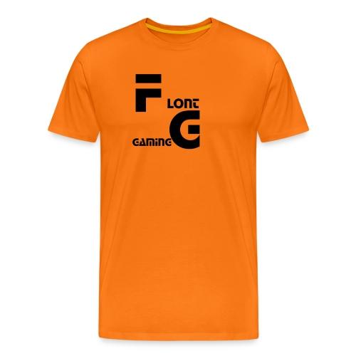 Flont Gaming merchandise - Mannen Premium T-shirt