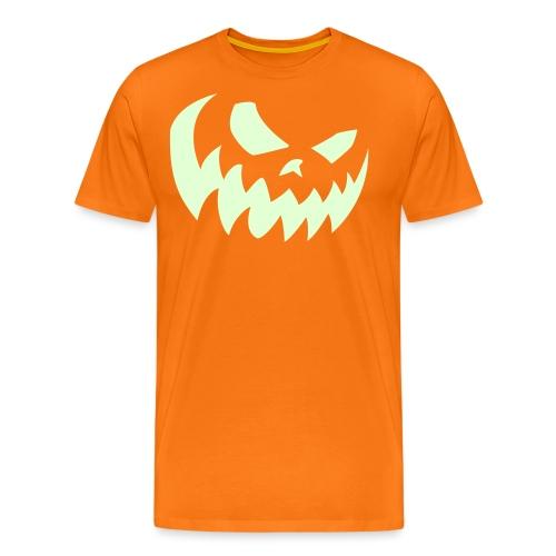 Halloween smile - T-shirt Premium Homme