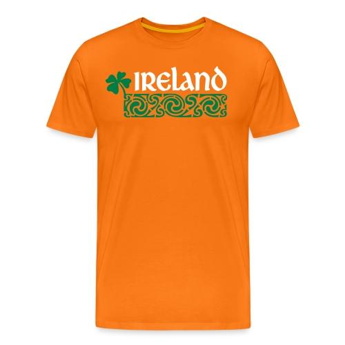 Ireland - Mannen Premium T-shirt