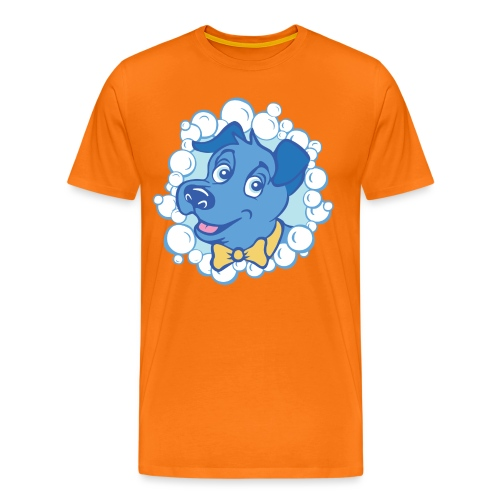 bubblyBarksLogo - Men's Premium T-Shirt