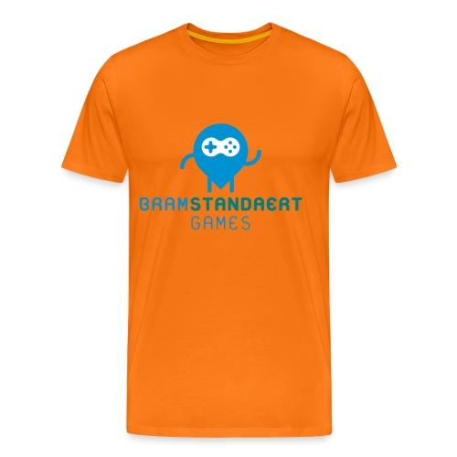 BramStandaertGames - Mannen Premium T-shirt