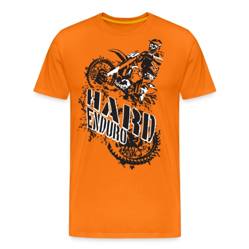 hard enduro - Koszulka męska Premium