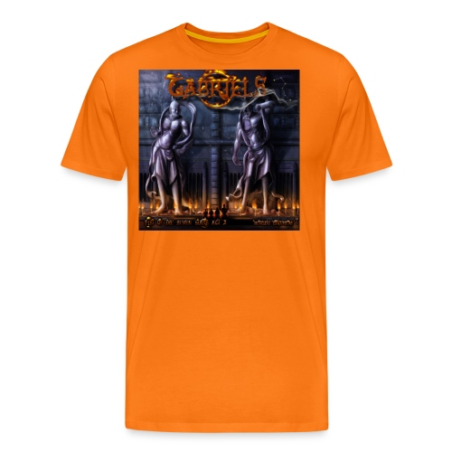 COVER FIST ACT2 3000 - Maglietta Premium da uomo