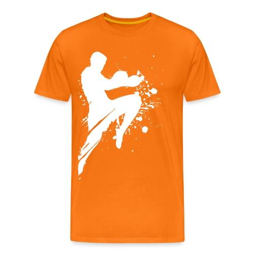 Kampfsport Lausitz Cottbus Logo - Männer Premium T-Shirt