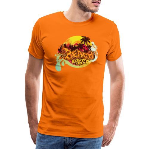 beach_party - Mannen Premium T-shirt