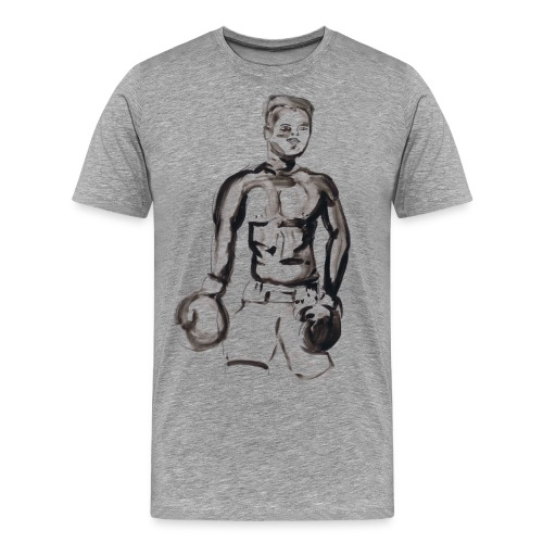 Muhammed Ali - T-shirt Premium Homme