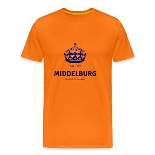 Middelburg Royal - Mannen Premium T-shirt