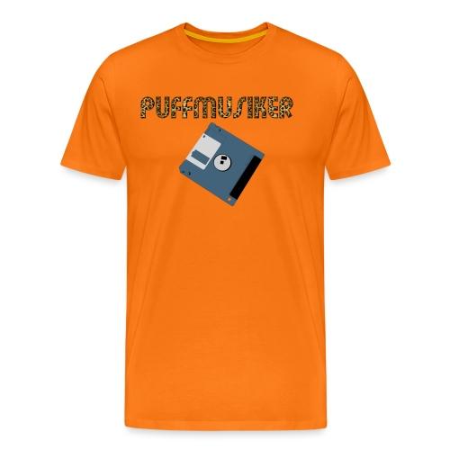 004 time4music - Männer Premium T-Shirt