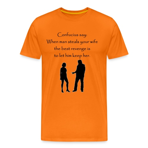 homewrecker - Men's Premium T-Shirt