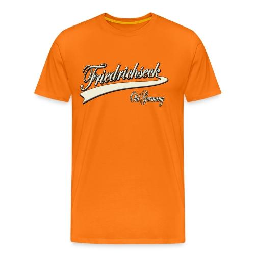friedrichseck2 weiss - Männer Premium T-Shirt