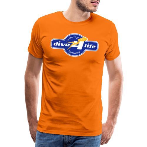 dive4life Style - Männer Premium T-Shirt