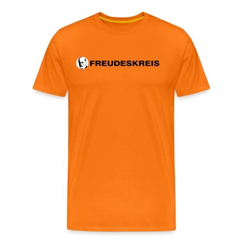 freudeskreisgross3 - Männer Premium T-Shirt