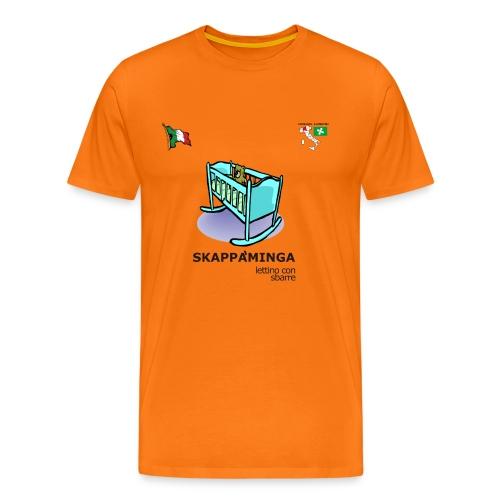 skappaminga - Maglietta Premium da uomo