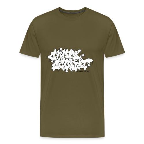 gummischrot shirt 1 - Männer Premium T-Shirt