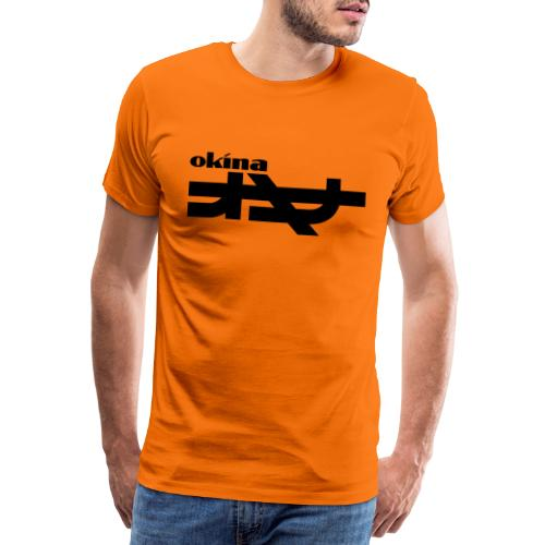 BD Okina - Männer Premium T-Shirt
