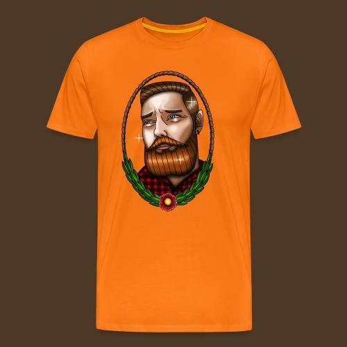 BeardMan - T-shirt Premium Homme