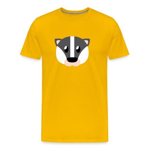 Dachs »Didi« - Men's Premium T-Shirt