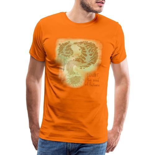 doubt - Camiseta premium hombre