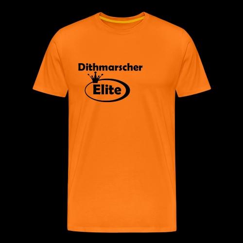 elite4 - Männer Premium T-Shirt