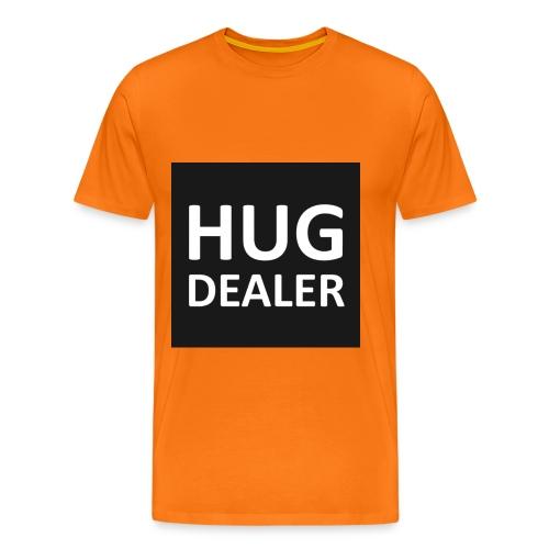 Hug Dealer - Men's Premium T-Shirt