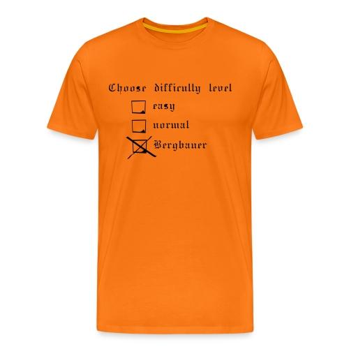 zeichnung - Männer Premium T-Shirt
