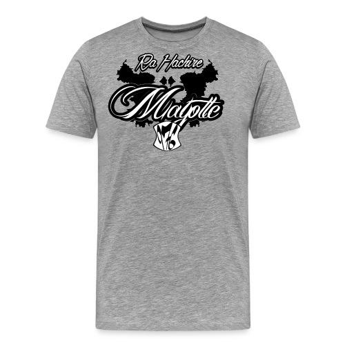 RA HACHIRI - T-shirt Premium Homme