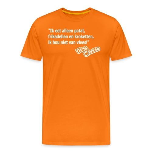hou - Mannen Premium T-shirt