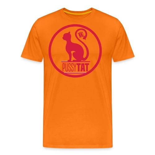 PussyV001 - Männer Premium T-Shirt