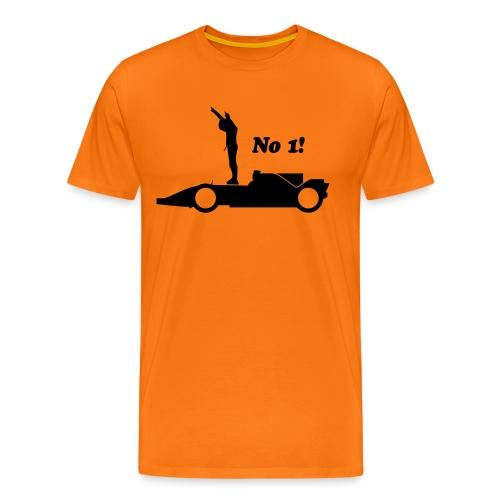 Winnaar eerste plaats - Mannen Premium T-shirt