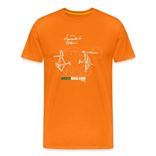 Leonardo Va Envici - Camiseta premium hombre