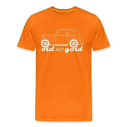 old but gold - Men's Premium T-Shirt
