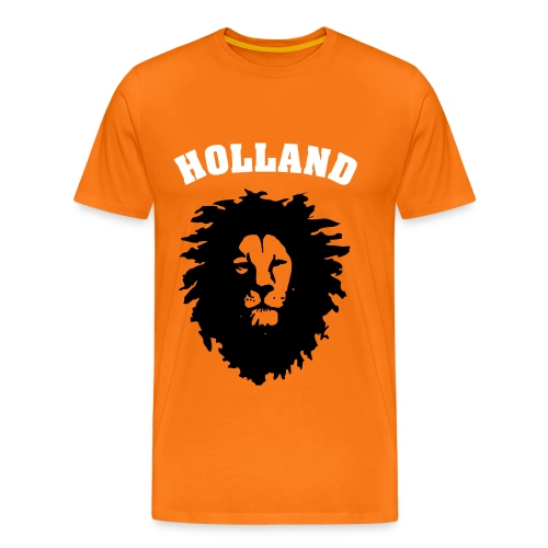 holland lion 2 duo - Mannen Premium T-shirt