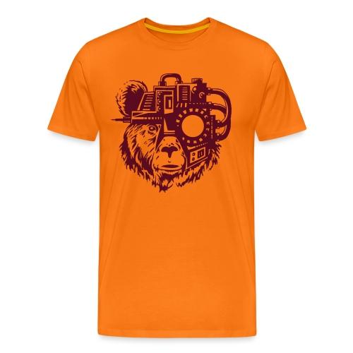Björn Borg by Bladh - Men's Premium T-Shirt