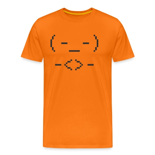 Merkel Raute - Männer Premium T-Shirt