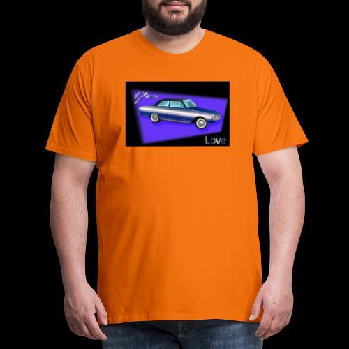 Taunus 17m B - Männer Premium T-Shirt
