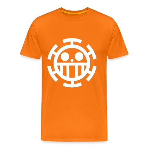 jollylogowhite - Men's Premium T-Shirt