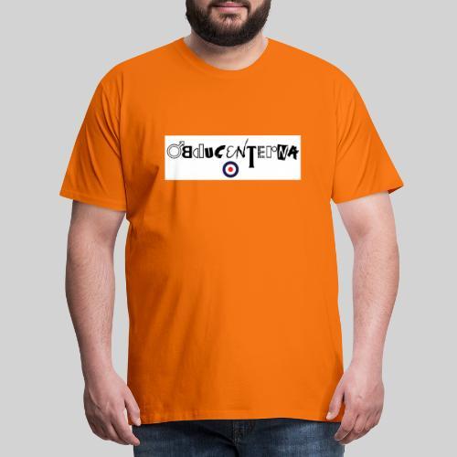 Obducenterna - Logpunkarna från Linsellsjön - Premium-T-shirt herr