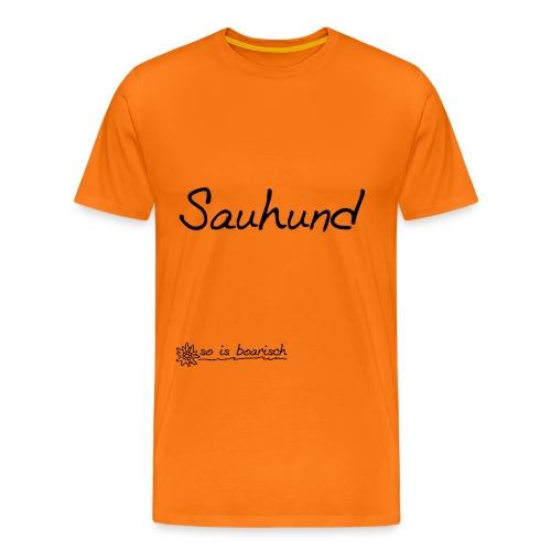 sauhund - Männer Premium T-Shirt