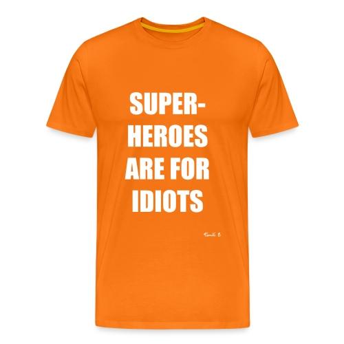 SUPERHEORES - Men's Premium T-Shirt