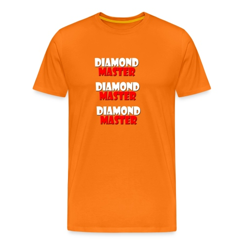 Diamond Master (SE) - Men's Premium T-Shirt