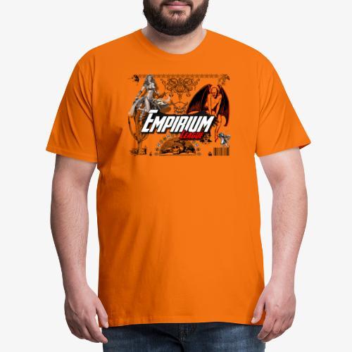 Anges et demons - T-shirt Premium Homme