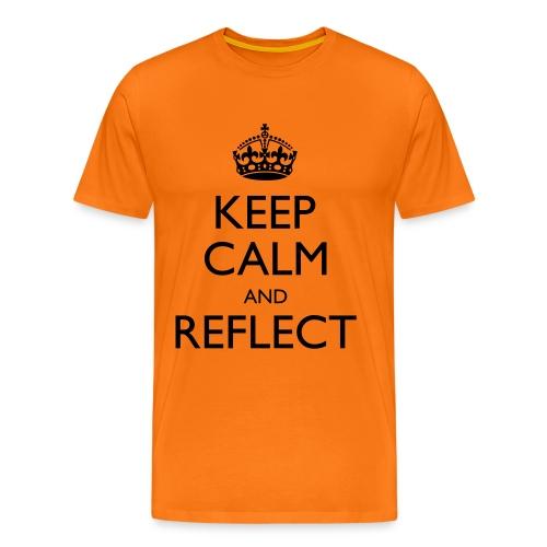 reflect - Men's Premium T-Shirt