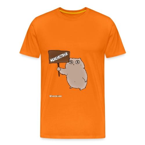 hungerstreik - Männer Premium T-Shirt